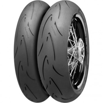 Continental Attack SM Supermoto (140/70R17 66H)